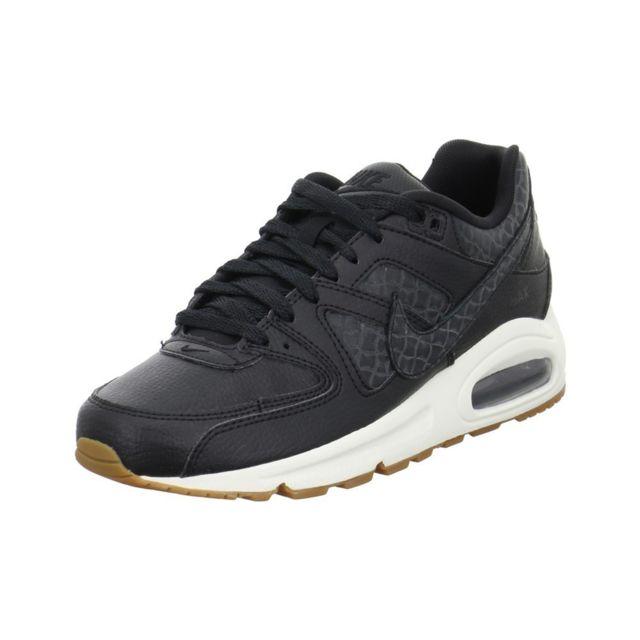 Nike - Air Max Command Noir - pas cher Achat   Vente Baskets femme -  RueDuCommerce 9a51eabdc94f