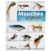 Artemis - mouches de pêche ; 200 modèles de guides de pêche