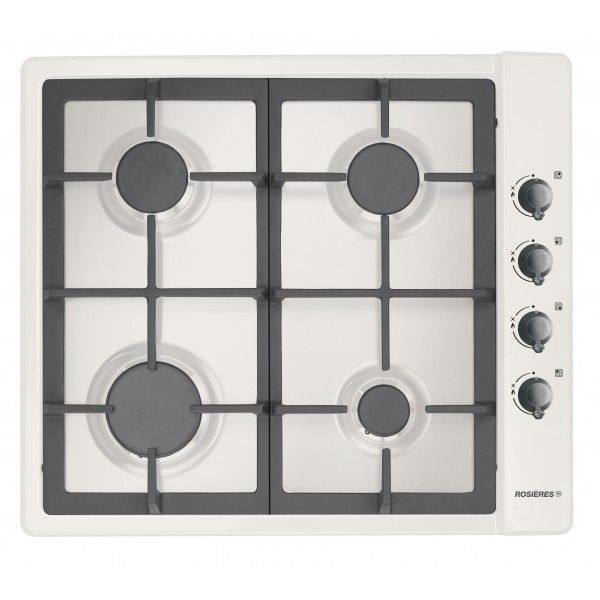 rosieres table de cuisson rosi res rtt64fcbav achat plaque de cuisson gaz. Black Bedroom Furniture Sets. Home Design Ideas