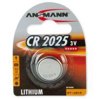 Ansmann - Pile lithium Cr2025