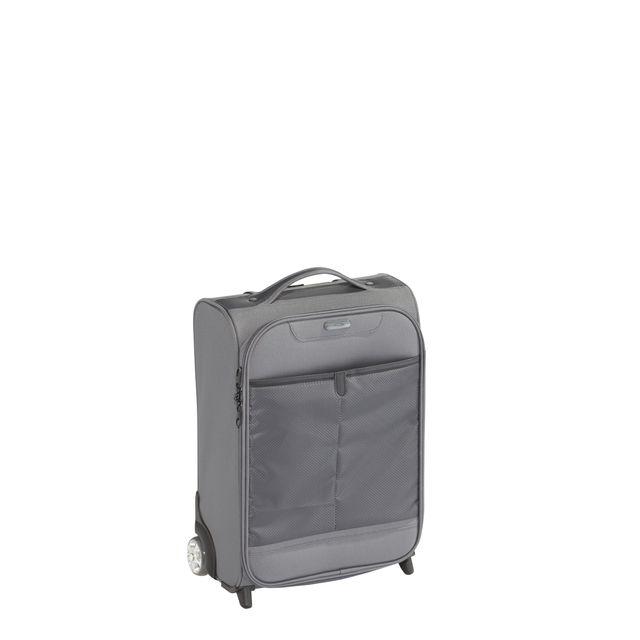 CARREFOUR Valise Polyester de L 36 x l 20 x H 50 cm - 31 L