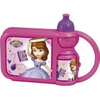 JoyToy - Disney Princess - Princesse Sofia - BoÎTE De Collation & Bouteille 25 X 7 X 18 Cm