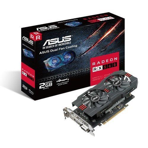 ASUS Radeon RX560-2G
