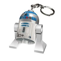 Lego - Porte-clés Figurine Star Wars : R2-D2