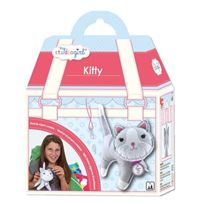 University Games - 82253 - Kit De Loisirs CrÉATIFS- My Studio Girl - Kitty