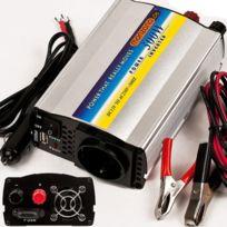 Rocambolesk - Superbe Convertisseur onduleur électrique port Usb 300/600W 12V-230V accessoires Neuf