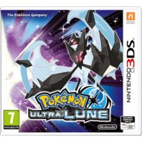NINTENDO - POKEMON MOON ULTRA - 3DS