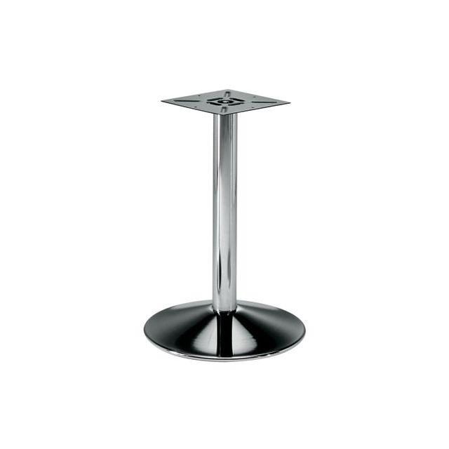 interesting manart pied de table snack base ronde mm diametre pied table snack with pied de. Black Bedroom Furniture Sets. Home Design Ideas