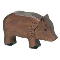 Holztiger - 80359 - Figurine - Sanglier