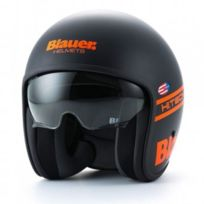 Blauer - Pilot 1.1 Noir Orange Fluo