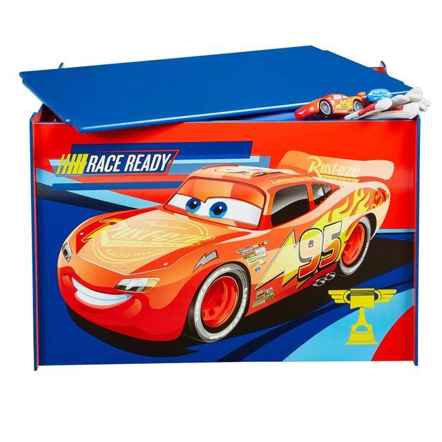 Worlds Apart Coffre à jouets Disney Cars