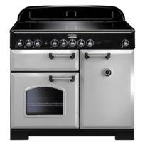 Falcon - cuisinière induction Classic Deluxe 100 Cdl100EIRP/C-EU Gris perle chrome