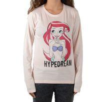 Little Eleven Paris - Tee Shirt Fille Rariel Rosewater