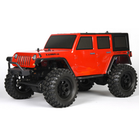 Thunder Tiger - Kaiser XS Off-Road 4WD RED RTR