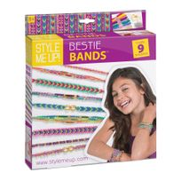 BUKI - Loisirs Créatifs - Bracelets d'Amitié - 601