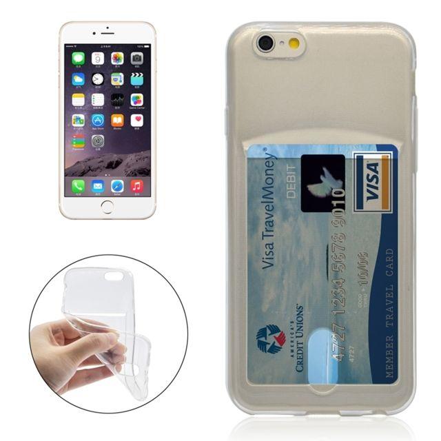 iphone 6 coque avec carte