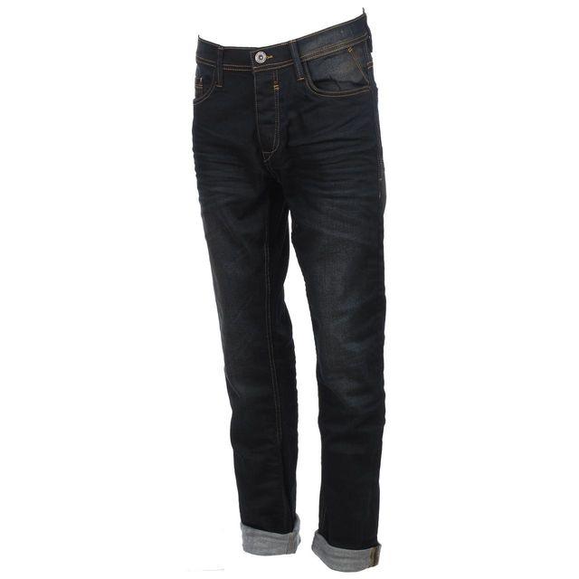 BLEND OF AMERICA Pantalon jeans slim Blend Ter 32 denim middle jeans Bleu 24022