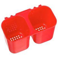 egouttoir vaisselle rouge achat egouttoir vaisselle rouge pas cher soldes rueducommerce. Black Bedroom Furniture Sets. Home Design Ideas