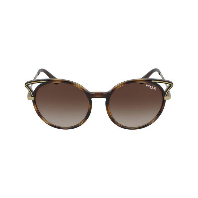 Vogue - Lunettes de soleil Vo-5136 W65613 Femme Marron - pas cher ... 84fed68e209a