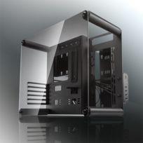 RAIJINTEK - Paean M Micro-ATX Table bench/ Open frame Noir Window