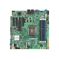 Intel - Server Board S1200V3RPL - Motherboard - Mikro-ATX - Lga1150-Sockel - C226 - Usb 3.0