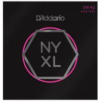 D'ADDARIO - Nyxl0942 - Super Light 09-42 - Jeu de cordes guitare électrique