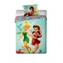 Fairies - Parure de lit Fée Clochette Green