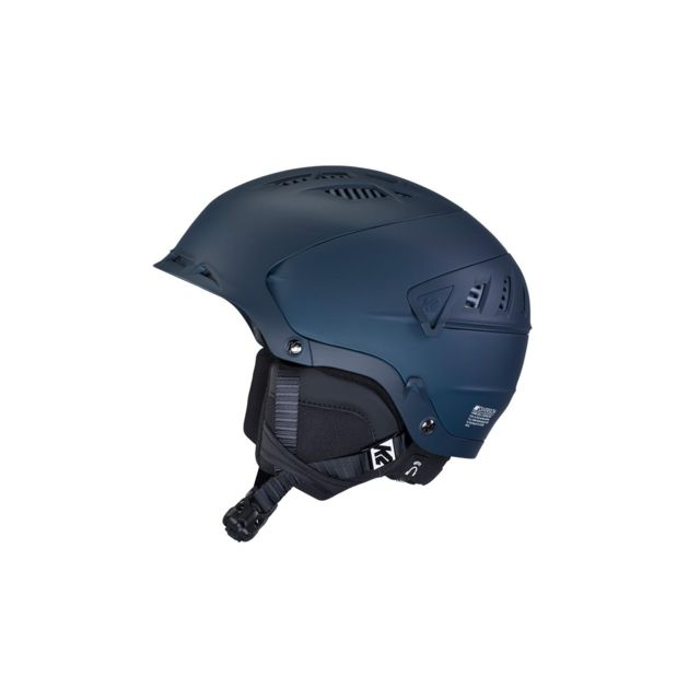 K2/ Homme Thrive Midnight Blue Casque de Ski Homme