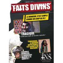 Raise Dead Editions - Jeux de rôle - Ins/Mv Génération Perdue : Faits Divins Numero 02 Avec Cartes