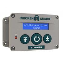 """Chicken Guard - Portier électronique poulailler ChickenGuard """"Option Minuterie"""" V2"""