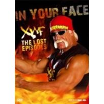 One Plus One - In Your Face : Wwf, The Lost Episodes HULK Hogan Dvd - Edition simple