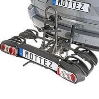 Adnauto - Porte-velos electriques plateforme pliable Mottez -2 velos