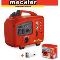 Mecafer - Mercure – Groupe électrogène Inverter 2200W compact et silencieux, – Mf 2200 i