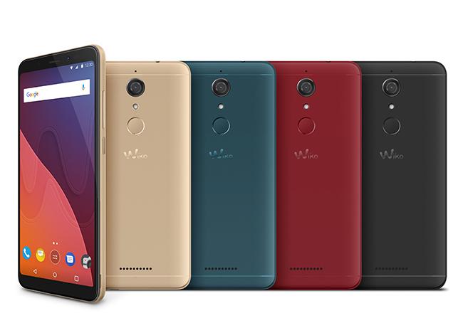 smarthone wiko views