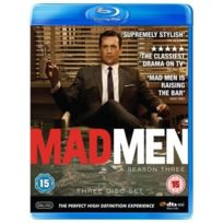 Lions Gate Home Entertainment - Mad Men - Series 3 BLU-RAY, IMPORT Anglais, IMPORT Coffret De 3 Blu-ray - Edition simple