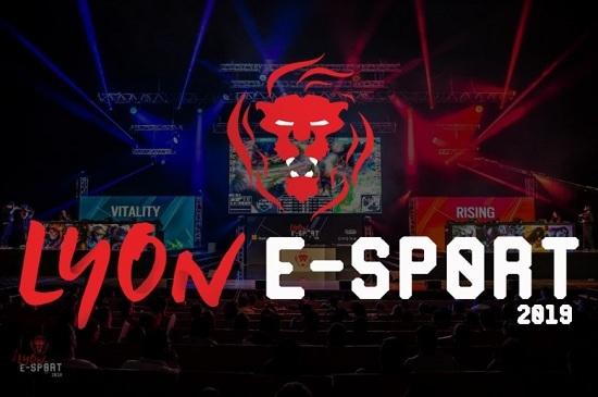 Lyon esport 2019