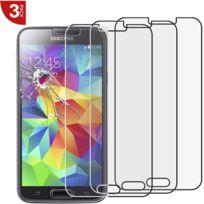 Film Protection d'écran Lot de 3, en vitre verre trempé pour Samsung Galaxy S5