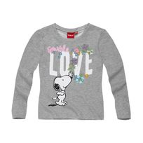 Snoopy - Fille Tee-shirt manches longues