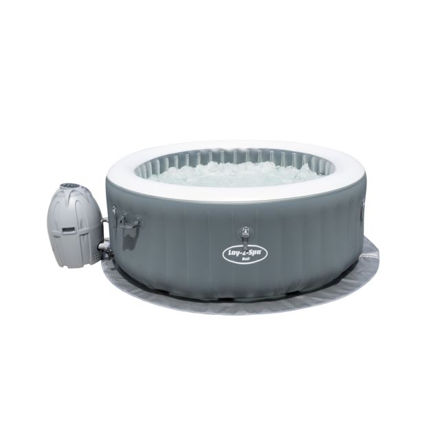 Bestway Spa Gonflable Lay Z Spa Bali Pour 2 4 Personnes 54183