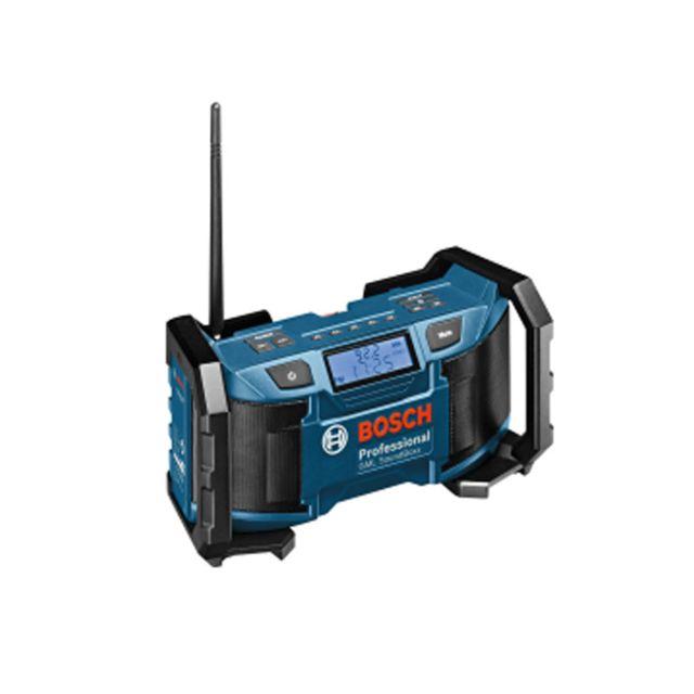 BOSCH - Radio de chantier sans-fil GML 14,4/18 V-LI 0601429900
