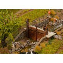 Faller - Modélisme accessoires de décor Ho : Barrages ruisseau