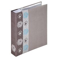 Imagine - Album photos pochettes Fidji 200 vues 11.5x15 gris