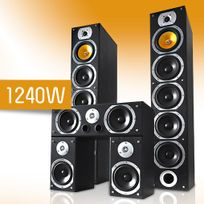 BENG - V9B Pack 5 Enceintes Home Cinema Surround