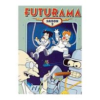 M6 - Futurama - Intégrale saison 2