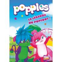Glenat - popples tome 2 ; la légende du popfoot