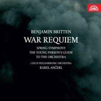 Supraphon - War Reqiuem - Spring Symphony