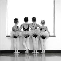 Nouvelles Images - Ballerines / Ballerinas / Ballerinen , Creatas
