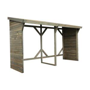 cemonjardin abri b ches ottawa 5 st res pas cher achat vente abris en bois rueducommerce. Black Bedroom Furniture Sets. Home Design Ideas