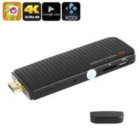 Yonis - Clé Tv Android box 6.0 Hdmi Miracast Mini Pc QuadCore 2GHz Kodi 4K 8Gb