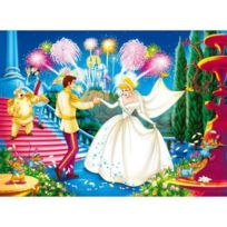 Clementoni - Puzzle 104 pièces - Cendrillon : Le soir du bal